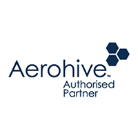 Aerohive Authorised Partner Logo