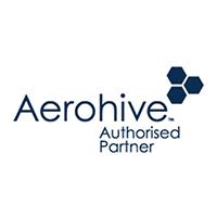 Aerohive Authorised Partner Logo